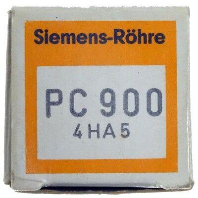 GEPRÜFT: PC900/4AHA5 Radioröhre, Hersteller Siemens. ID16822