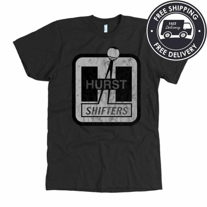 """Hurst Shifter """"Stick It"""" Distressed Style Shirt Baseball Hoodie : U CHOOSE IT!"""