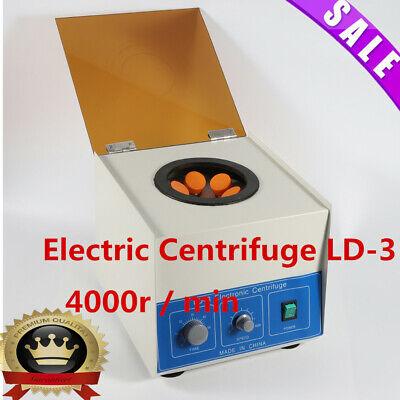 Ld-3 50ml6 Electric Centrifuge Machine Benchtop Centrifuge Separator