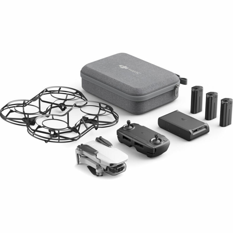 DJI Mavic Mini Fly More Combo #CP.MA.00000123.01