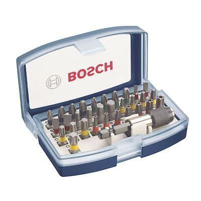 Bosch Screwdriver Bit Set 32 Pieces - 2607017319/2607017359