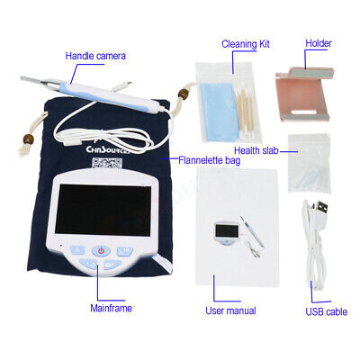 Oral Dental Wifi Intraoral Oral Camera Endoscope Hd Led Photo Cleaning Kit