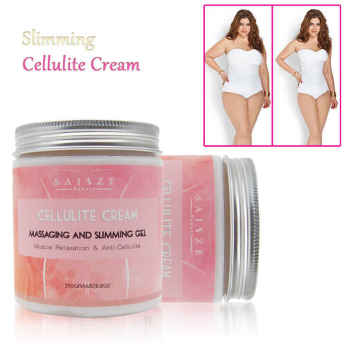 Anti Cellulite Slimming Weight Loss Cream Fat Burner Firming Body Balm Lotion Bath & Body