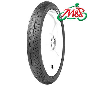 400S 8 City Demon Tubed Rear Pirelli Motorcycle Tyre 4.00 x 18 S Rated New
