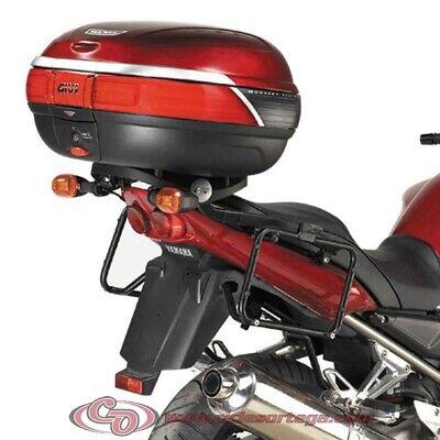 Kit Anclajes Givi 348FZ+M5 BAUL sistema monokey YAMAHA FZS FAZER 1000 01-05