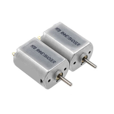 MTB Honeybadger 130 Motor (1 pair) 2s Lipo for Nerf Motorized Modified Toy