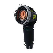 Mr. Heater MH4GC 4000 BTU Radiant Propane Portable Golf Cart Cup Holder Heater