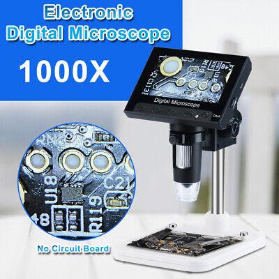 Portable 1000x Electronic Digital Videomicroscope 4.3 Inch Lcd Microscope