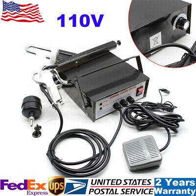 Pc03-5 Portable Electrostatic Powder Coating System Paint Spray Gun Machine 110v