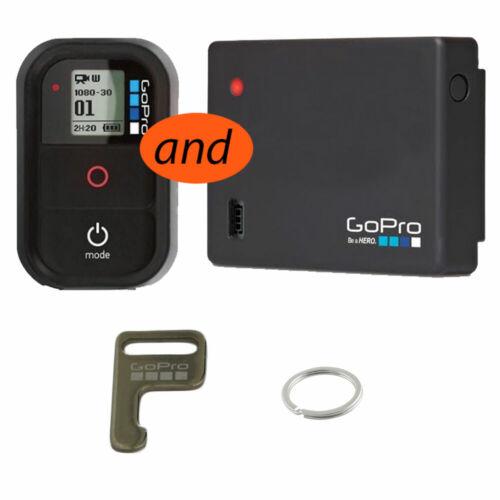 GoPro Wifi Smart Remote for Hero3 Hero3+ Hero4, ARMTE-001 Battery, No Charge Cbl