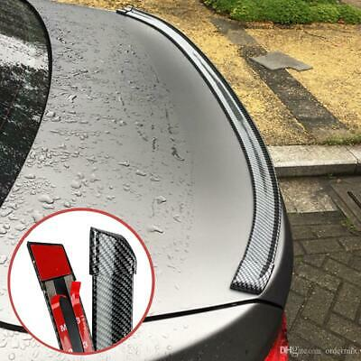 Carbon lackiert Heckspoiler Lippe trunk aileron levre spoiler für Hyundai i20