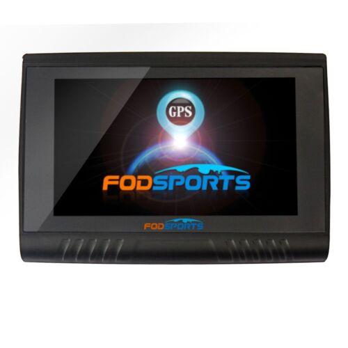 "5.0""  Motorcycle Car GPS Navigation Bluetooth FM Waterproof 8GB 256MB+free Maps"