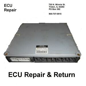 Jaguar ECM ECU Engine Computer Repair & Return  Jaguar ECM Repair