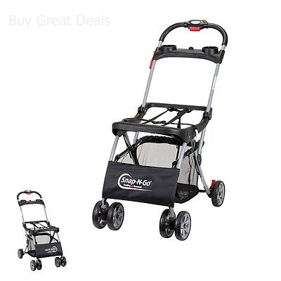Baby Trend Snap N Go EX Stroller Frame, Universal Infant Car Seat Carrier - New ()