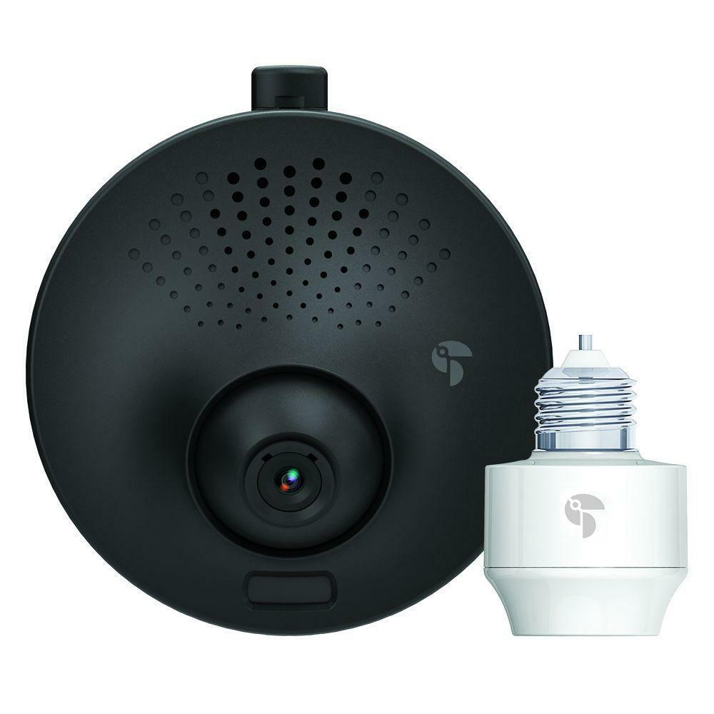 Toucan HD WiFi Outdoor Security Camera + Motion Sensor + 2 Way Communication