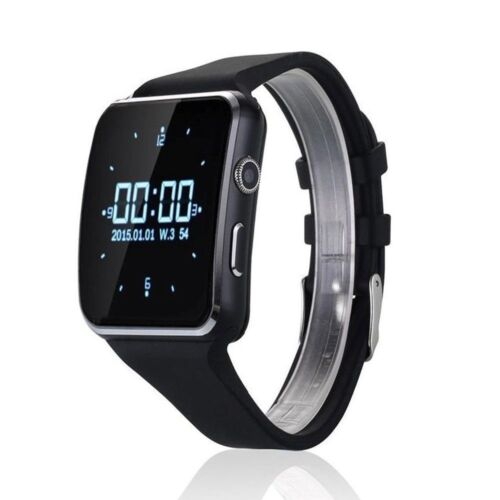 Bluetooth Waterproof Smart Watch Phone X6 Smartwatch Wristwatch For ios Android