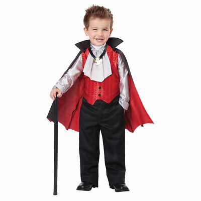 Toddler Dapper Vampire Halloween Costume - Toddler Vampire Costumes