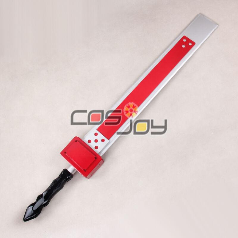 """Cosjoy 42"""" Guilty Gear Sol Badguys Sword PVC Cosplay Prop-1162"""