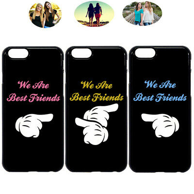 We Are Friends Best Friend Bff Phone Case Cover For iPhone X XR 6 7 8 S8 S9
