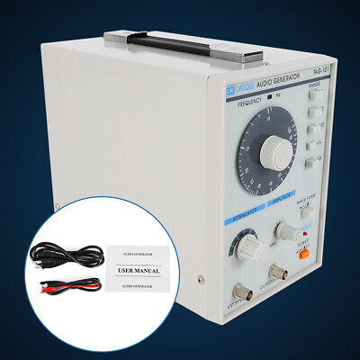 Low Frequency Audio Signal Generator Signal Source 10hz-1mhz Usa Stock