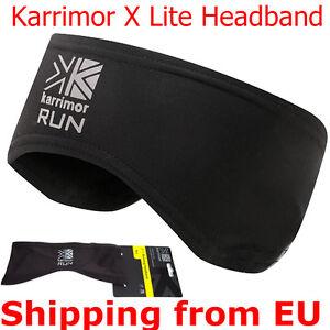 Details about karrimor mens ladies running sport headband x lite black