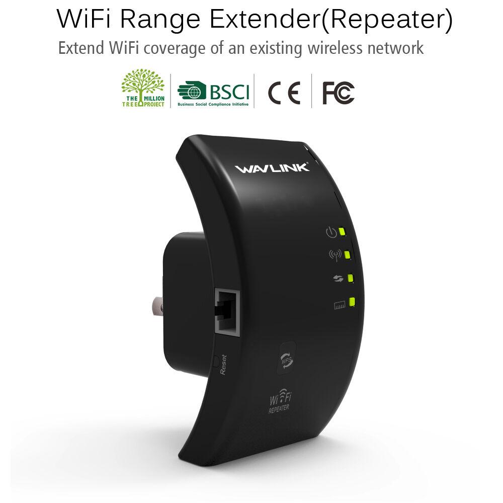 Wavlink 300Mbps Wi-Fi Range Extender/Wireless Access Point w
