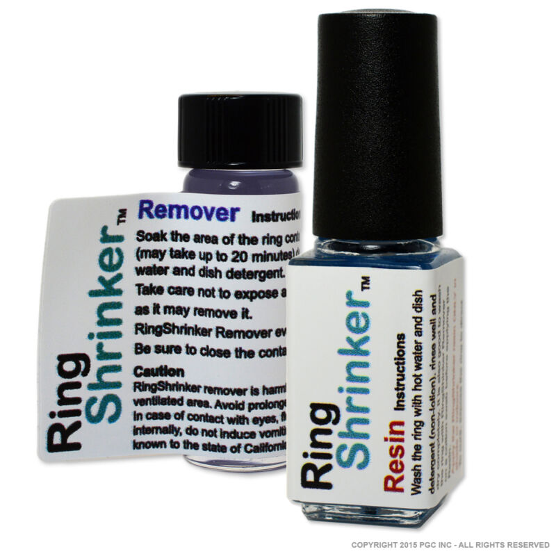 RingShrinker - Ring Size Reducer, Sunlight Pack