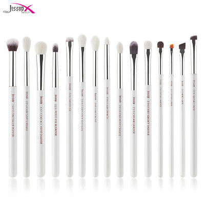 Jessup Eye Makeup Brushes Set 15PCS Eyeshadow Concealer Blending Cosmetic Tool