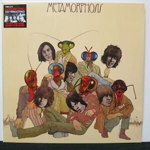 THE-ROLLING-STONES-Metamorphosis-Remastered-Vinyl-LP-NEW-SEALED