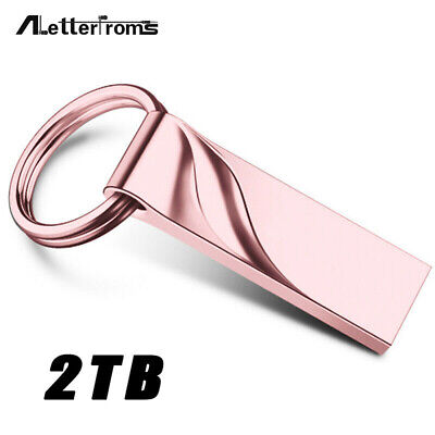 USB Flash Drive 2TB 3.0 High-Speed Data Storage Thumb Stick Store Movie, Picture Flash Drive Pictures