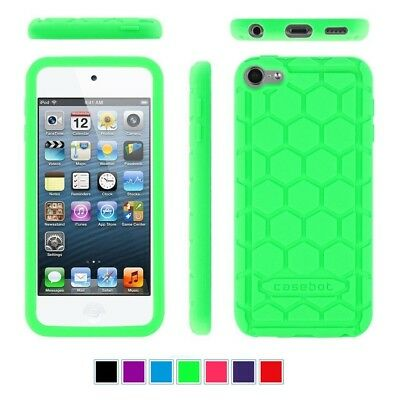 Shock Proof Silicone Case Cover Kids Friendly For Apple iPod Touch 5th / 6th