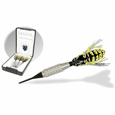 """13101  Hornet Darts Brass Soft Tip (18-Gram) Bumble Bee Sports """" Outdoors"""