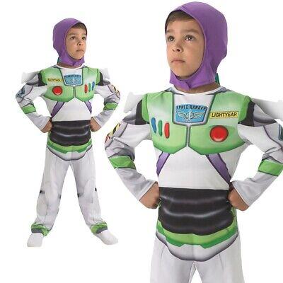 Buzz Lightyear Klassisch Jungen Kostüm Disney Toy Story - Buzz Lightyear Kostüm Kinder