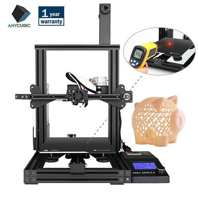 ANYCUBIC Mega Zero 2.0 FDM Stampante 3D Double Gear Extrusion 220*220*250mm PLA