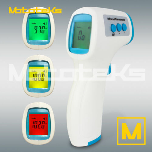 Infrared Thermometer Gun No Touch Digital Laser Temperature Reading
