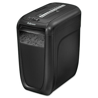 Fellowes 60cs Light-duty Cross-cut Shredder 10 Sheet 4606001 New