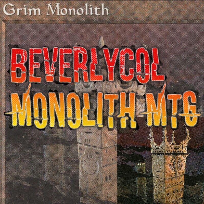 !!BeverlyCol Monolith Refund!!