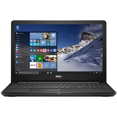 "New Sealed Dell Inspiron 15.6"" Laptop/Intel i3/8GB/1TB/DVD/Bluetooth/HDMI/Win10"
