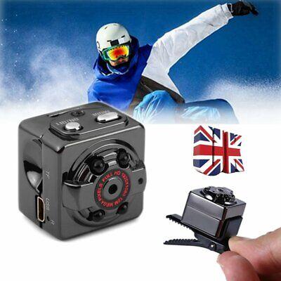 1080P Waterproof Sports Camera HD DV Bike Running Helmet Action DVR Video Record