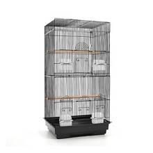 Pet Bird Cage Black Medium - 88CM North Melbourne Melbourne City Preview