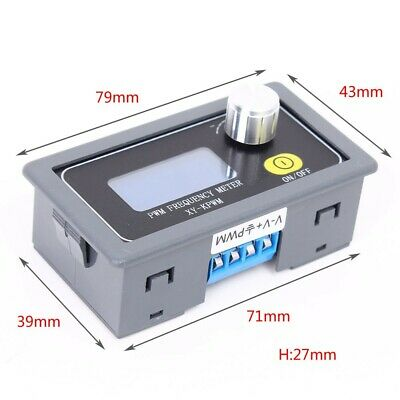 Lcd Display Pwm Pulse Frequency Duty Cycle Adjustable Module Signal Generator
