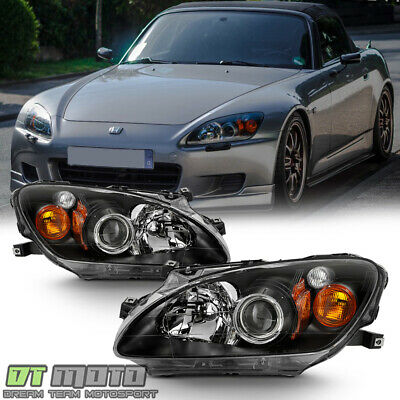For [HID Xenon] 2000-2003 Honda S2000 Projector Headlights Headlamps AP1, used for sale  Rowland Heights