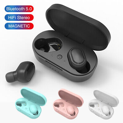 Bluetooth earphone wireless 5.0 earbuds TWS sport waterproof 2020 headset