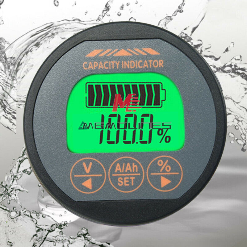 TR16 High Precision Current Battery Capacity Tester Coulomb Counter 80V 50-350A