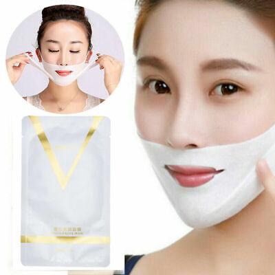 Women Wrinkle V-shaped Face Facial Chin Cheek Lift Up Slimming Mask Anti (V Shaped Face)