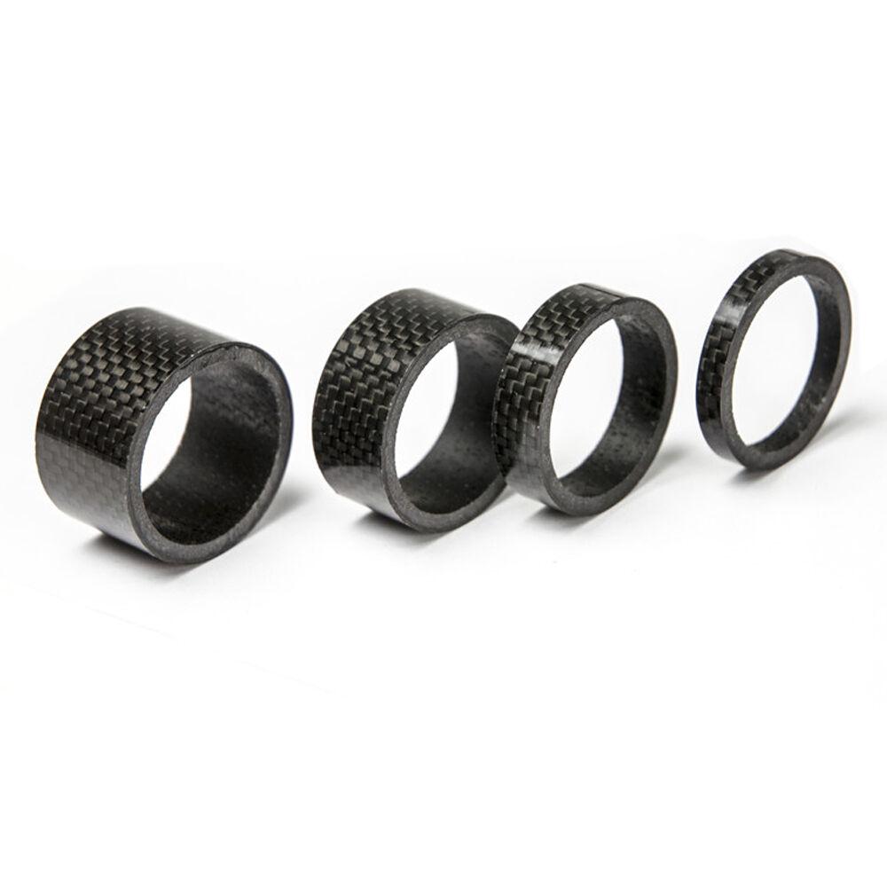 5/10/15/20mm Carbon Spacer Headset Handle Bar Stem Spacers 1
