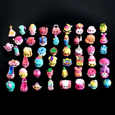 50Pcs Shopkins Season 8 Special Limited Edition Figures Kid Toy No Duplicate