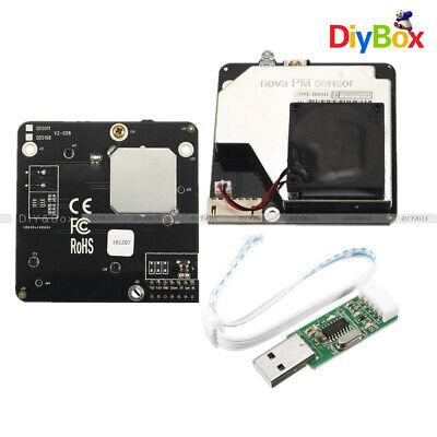 Digital Pm2.5 Air Particle Dust Sensor Sds011 Module Laser Inside Output Top