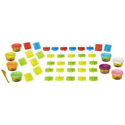 Play-Doh Numbers, Letters