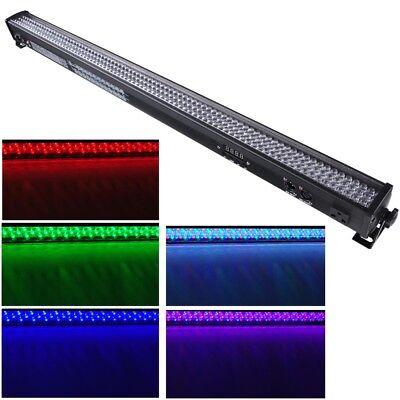252 LED RGB Wall Wash Bar Light DMX Club Disco Stage Wedding Show Party Lighting (Led Wash Bar)